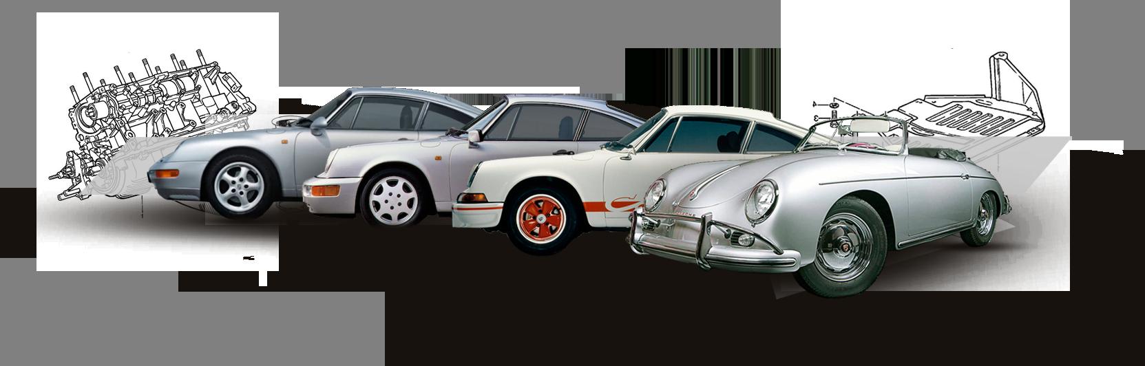 Porche 911 & Porsche 365