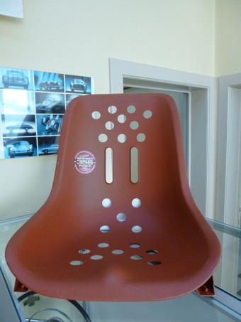 356 SPEEDSTER SEAT STEEL  #NLA.521.061.00