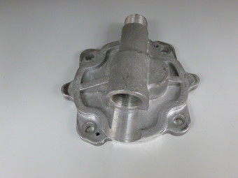 OIL PUMP COVER EARLY STYLE