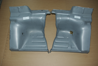 Rear seat bottom for 911