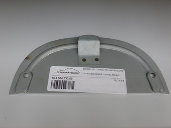 LID ACCES COVER TUNNEL 356 B-C