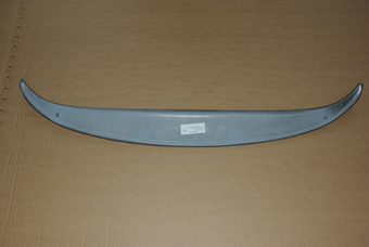 Steel dashboard cover 356