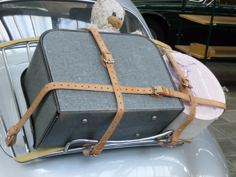 Beltset luggage carrier 356