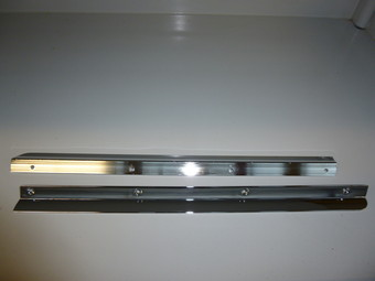 SET WINDDEFLECTOR DOOR 356 COUPE
