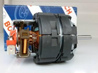 ELEC. BLOWER MOTOR FRONT