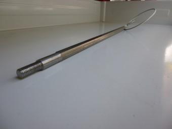 TIGE AVEC CABLE FREINE A MAIN 356 A-B