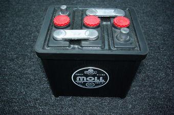 MOLL 6V batterie pour 356