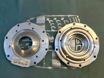 GEARBOX FLANGE COVER 356