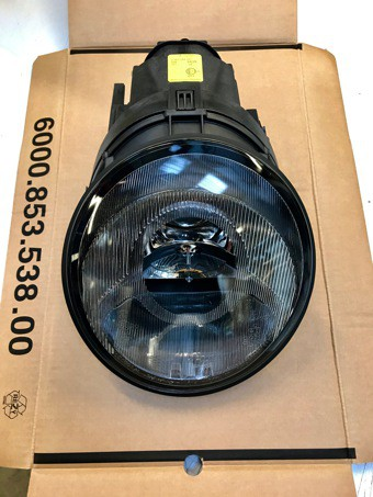 COMPLETE HEADLIGHT 993 LEFT / RIGHT