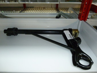 CONTROL ARM FRONT SUSPENSION  LEFT 911 74-89