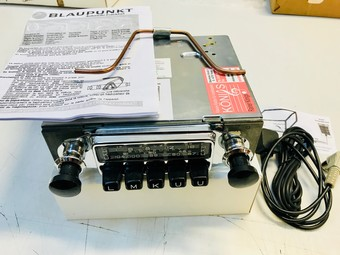RADIO BLAUPUNKT FRANKFURT 356 B-C