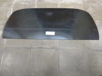 PLASTIC HAT SHELF UPPER PART REAR PANEL NON GARNISHED 82-89