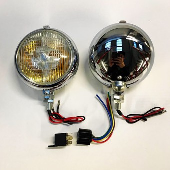 REPRODUCTION MARCHAL FOGLIGHT SET 356 IN 12V
